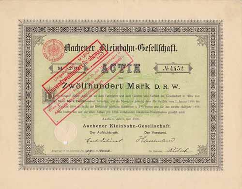 Aachener Kleinbahn-Gesellschaft