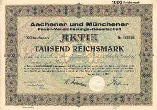 Münchener Rückversicherung