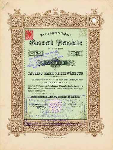 AG Gaswerk Bensheim