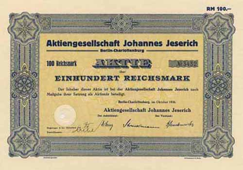 AG Johannes Jeserich