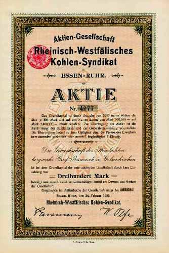 AG Rheinisch-Westfälisches Kohlen-Syndikat
