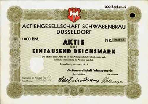 AG Schwabenbräu