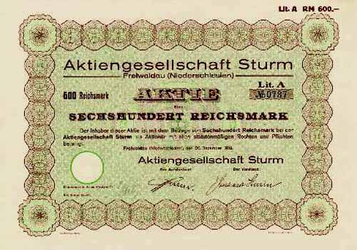 AG Sturm