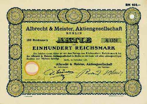 Albrecht & Meister