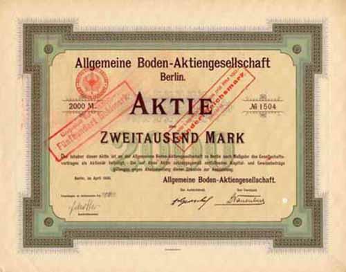 Allgemeine Boden-AG