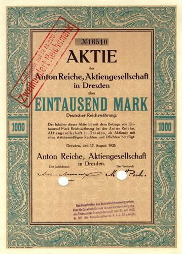 Anton Reiche