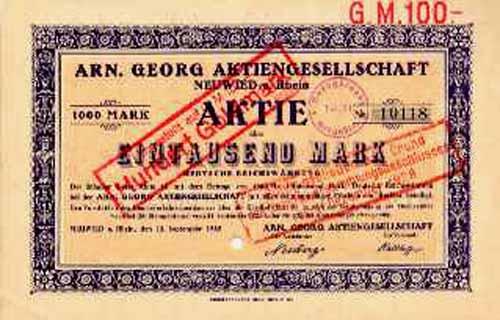 Arn. Georg