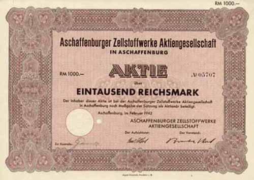 Aschaffenburger Zellstoffwerke