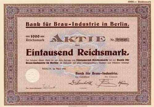 Bank für Brau-Industrie