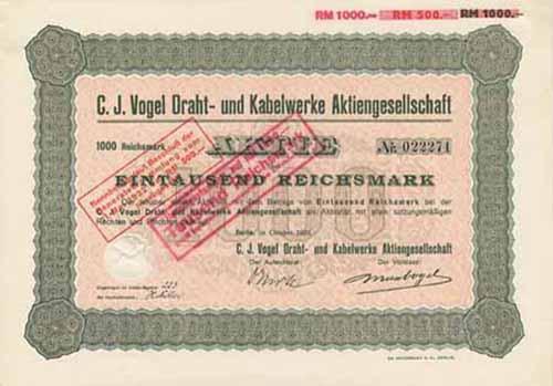 C. J. Vogel Draht- und Kabelwerke