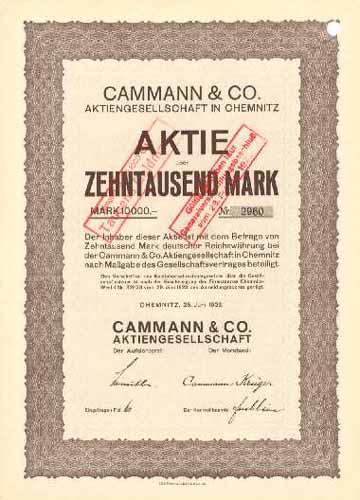 Cammann & Co.