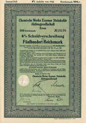 Chemische Werke Essener Steinkohle