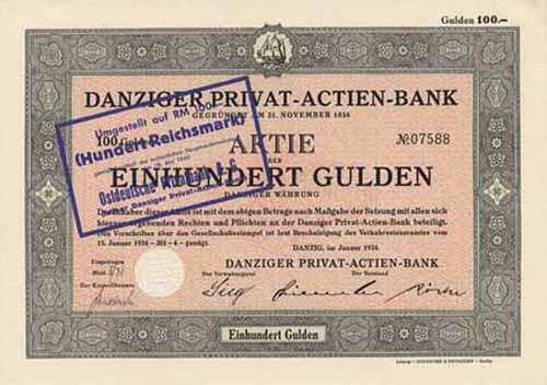 Danziger Privat-Actien-Bank