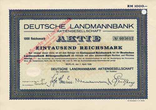 Deutsche Landmannbank