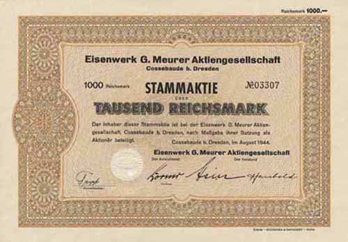 Eisenwerk G. Meurer