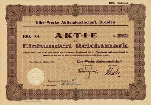 Elbe-Werke