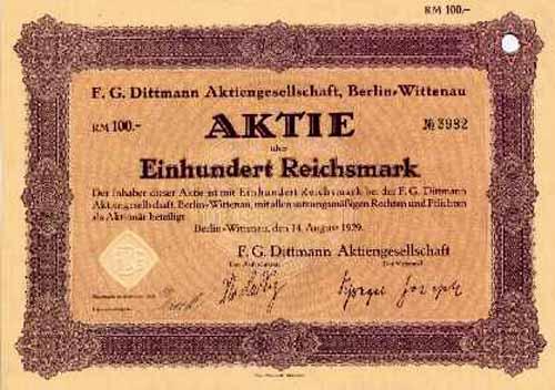 F. G. Dittmann