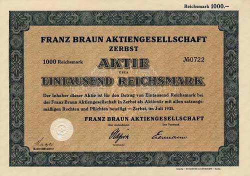 Franz Braun