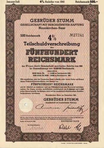 Gebrüder Stumm GmbH