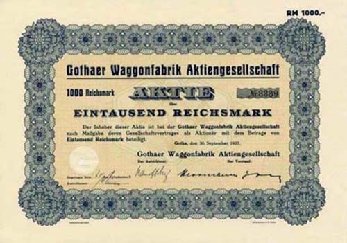 Gothaer Waggonfabrik