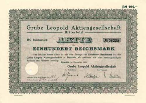 Grube Leopold