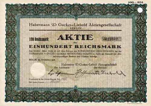 Habermann & Guckes-Liebold