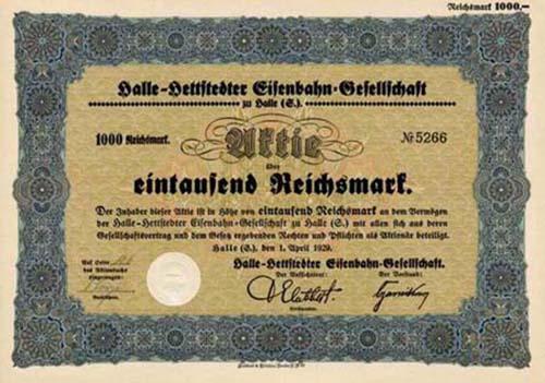 Halle-Hettstedter Eisenbahn-Gesellschaft