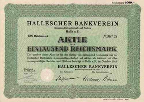 Hallescher Bankverein