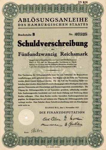 Staat Hamburg