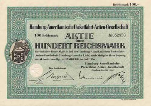 Hamburg-Amerikanische Packetfahrt-AG