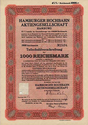 Hamburger Hochbahn