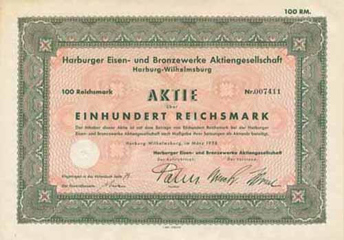 Harburger Eisen- und Bronzewerke