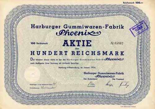 Harburger Gummiwaren-Fabrik Phoenix