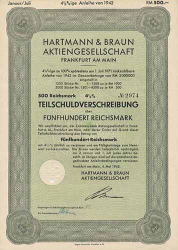 Hartmann & Braun
