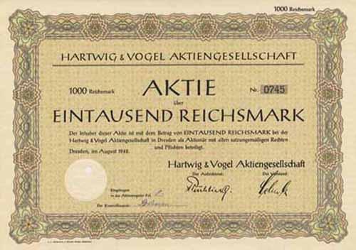 Hartwig & Vogel