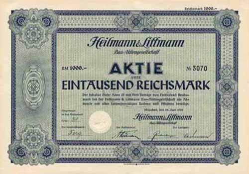 Heilmann & Littmann Bau-AG