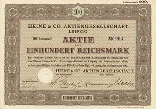 Heine & Co.