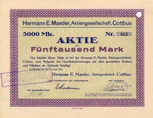 Hermann E. Maeder