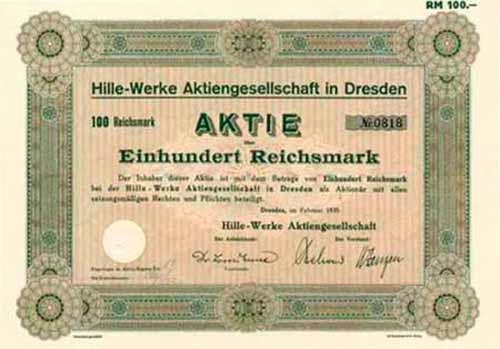 Hille-Werke