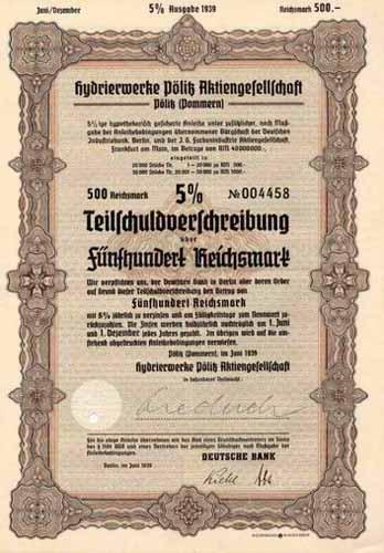 Hydrierwerke Pölitz