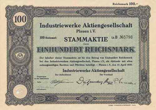 Industriewerke