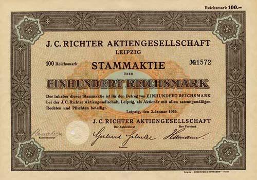 J. C. Richter