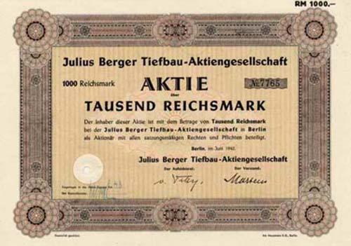 Julius Berger Tiefbau-AG