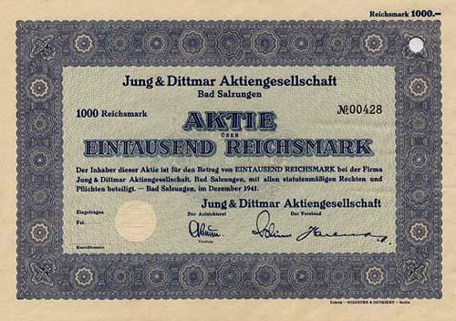 Jung & Dittmar