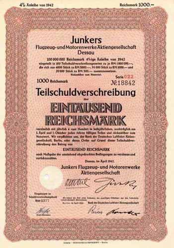 Junkers Flugzeug- und Motorenwerke