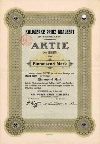 Kaliwerke Prinz Adalbert