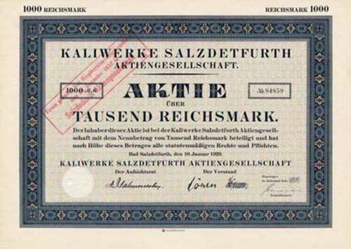 Kaliwerke Salzdetfurth
