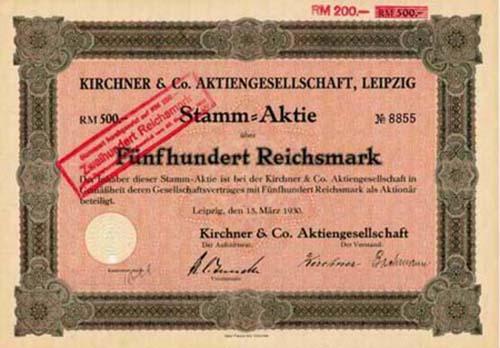 Kirchner & Co.