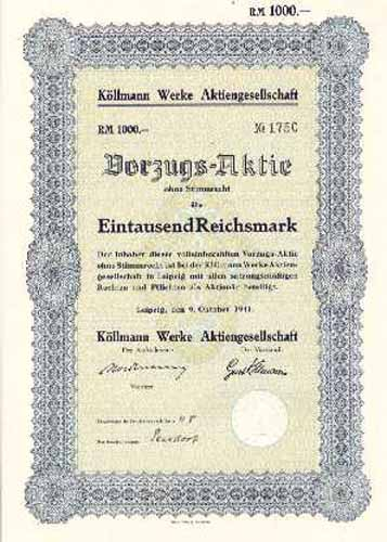 Köllmann Werke