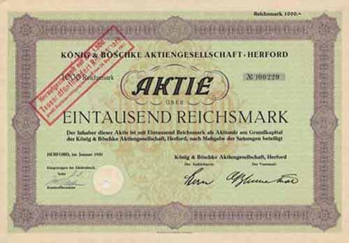König & Böschke
